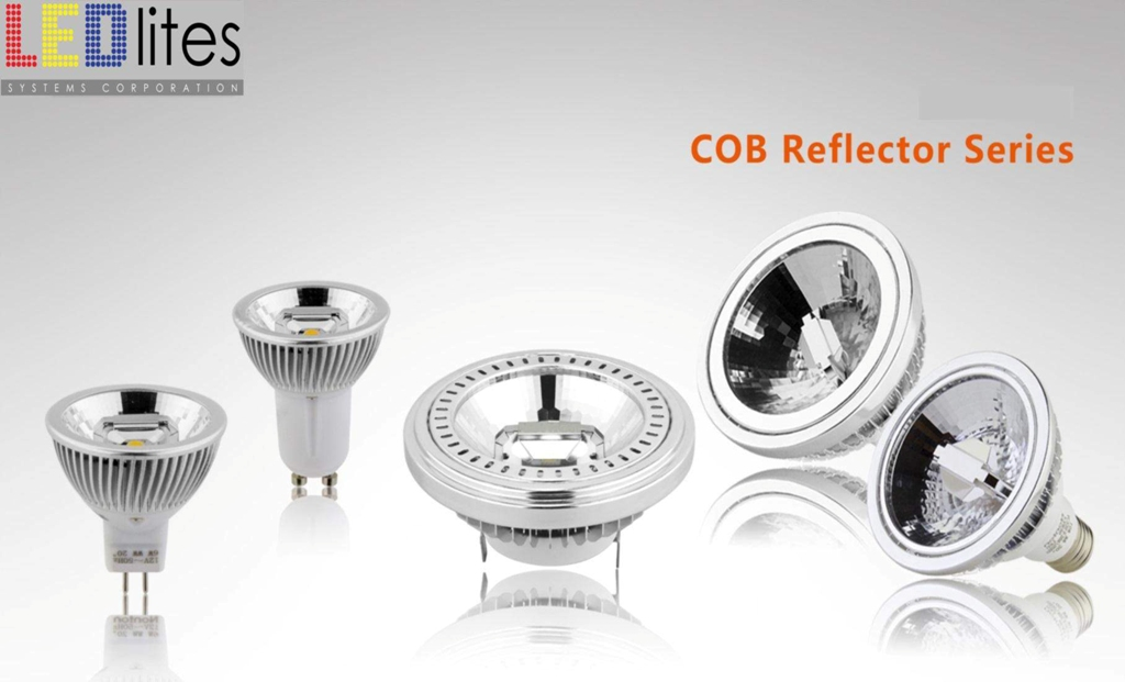 LEDLITES new COB reflector spotlight--1 - Copy