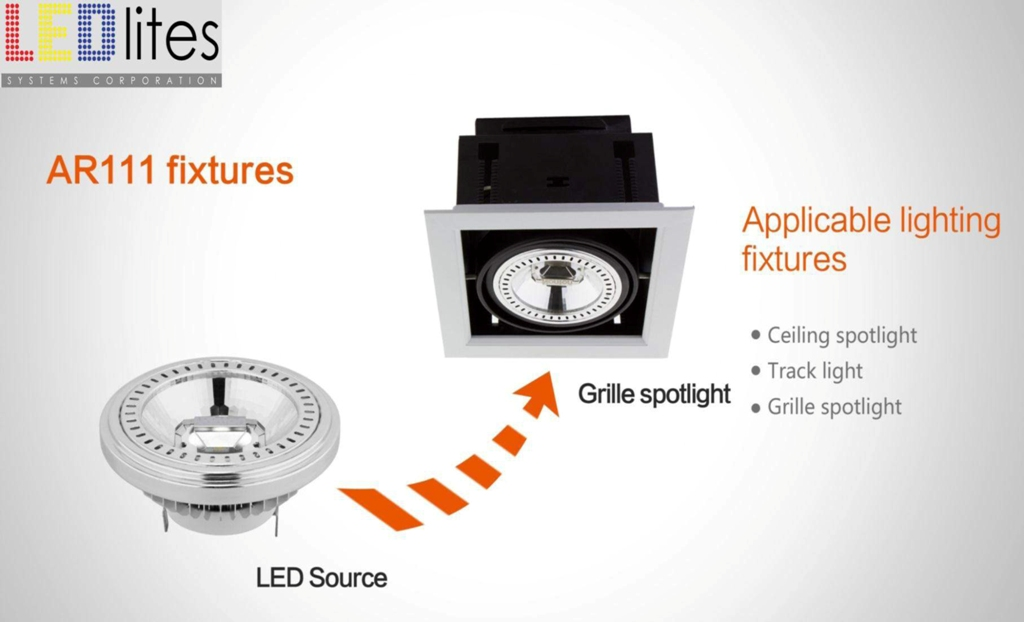 LEDLITES new COB reflector spotlight--15